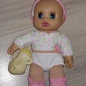 Куколка Baby Alive Hasbro  для самых маленьких