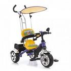 Велосипед Bambi М 1688 фиолетово-желтый