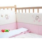 Постельный комплект Mioo Honey Love Розовый (PK 6 HL) 6 элементов