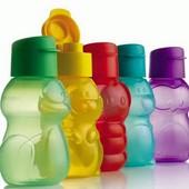 Детские эко-бутылочки 350 мл в форме забавных зверушек
