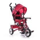 Детский велосипед Bambi М 5363-5 EVA Foam красный. Пересылка Новой Почтой!