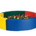 Сухой бассейн с шариками,мягкий бассейн игровой
