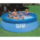Купить недорого басейн надувной семейный большой интекс 56930 366*91 см
