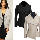 Модная женская куртка-косуха 2 цвета