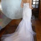 новое свадебное платье размер 10