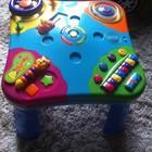 Развивающий игровой музыкальный столик