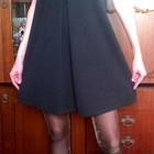 Серое расклешенное платье Incity 46-48р