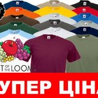 ФУТБОЛКА 100%хлопок Fruit of the Loom SMLXLXXL