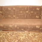 Мягкая мебель. Диван-книжка и 2 кресла