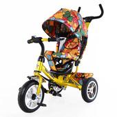 Новинка весны! детский трехколесный велосипед Tilly Trike T-351 -7