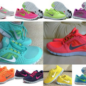 Акция!Кроссовки Nike Free run 5.0 v 3