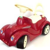 Машина Ретро каталка бордовая Орион 900 красная машинка каталка толокар
