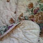 Одіяльце на овчині в дитячу кроватку.