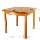 Детский деревянный стол (Ольха)