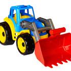 Транспортна іграшка «Трактор ТехноК» арт.1721