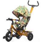Тилли Трайк Лабиринт T-351-3 детский трехколесный велосипед Tilly Trike