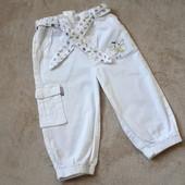 летние брюки р.80