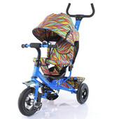 Тилли трайк Ивушка надувные колёса T-351-2 детский трехколесный велосипед Tilly Trike