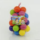 Набор шарики для басейнов или палаток М Тойс 30 шт диаметр 7 см