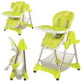 Детский стульчик для кормления  M 2431-5
