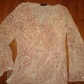 красивая блуза можно беременяшкам)