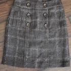 Стильная качественная теплая юбка Некст