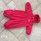 Красный зимний комбинезон Reima tec на рост 74 см плюс подарки