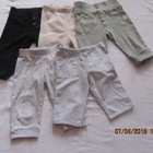 Наші штанішки на весна-літо 3-6-9 міс  Mexx . Garanimals . H&M