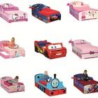 Детские кровати из серии Любимые мультфильмы с героями Дисней