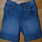 2 - 3 года 92 - 98 см Прикольные стильные шорты джинсовые