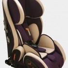 BabyHit. Автокресло Gallant (Isofix) - violet - (1/2/3)
