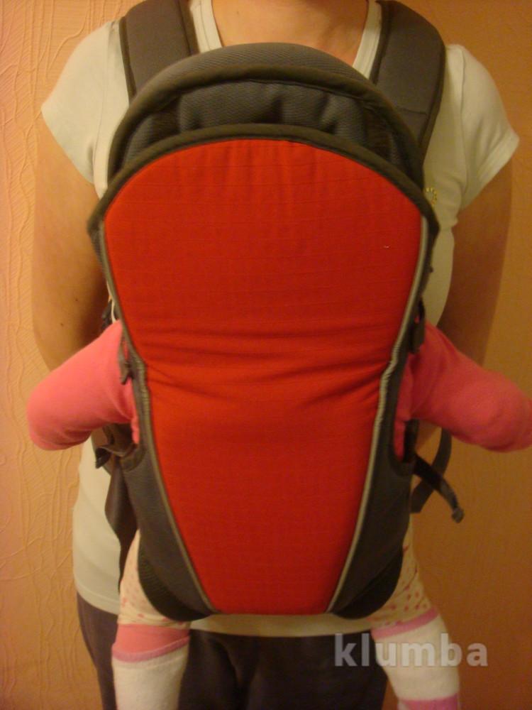 Рюкзак-кенгуру mothercare 4 положения рюкзаки tm albion