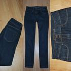 Синие джинсы next slim размер ХС-С(8)