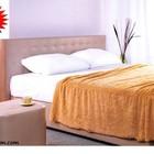 Новая, недорогая, красивая кровать «Камила» (с матрасом и нишей для белья)