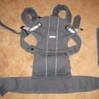 Продам рюкзак-кенгуру BabyBjorn baby comfort carrier organic, б/у