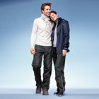 Унисекс дождевые штаны размер S от тсм Tchibo Германия