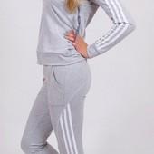 Трикотажный спортивный костюм женский 00978 (3 цвета)