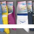 Носки женские демисезонные х/б Смалий .разные  цвета