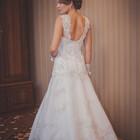 Вишукане весільне плаття