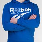 Кофта спортивная мужская кенгуру Reebok (Спортивные кофты и свитеры)
