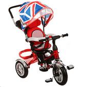 Турбо 3114 надувные колеса велосипед трехколесный детский Turbo trike
