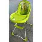 Детский стульчик для кормления Africa bt hc 0005 green
