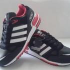 Качественные кожаные кроссовки  Adidas