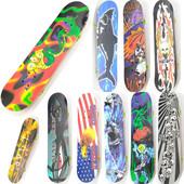 Скейт Подростковый. 3108, 3108-А. 78 х 20 см.