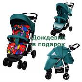 Тилли Аванти с матрасом коляска детская прогулочная Tilly Avanti T-1406