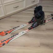 Комплект Rossignol  ботинки 41 р. Rossignol лыжи 162 см