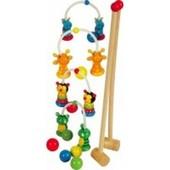 Игра деревянная крокет Д166у