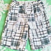 Тонкие удлиненные шорты Arizona для мальчика 7 -8 лет ( 128 -134)