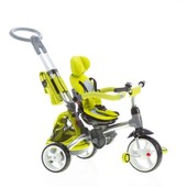 Велосипед-коляска 6 в 1 Modi Crosser салатовый (T 500 (al) Light green)