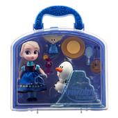 игровой набор мини кукла малышка Эльза Аниматор